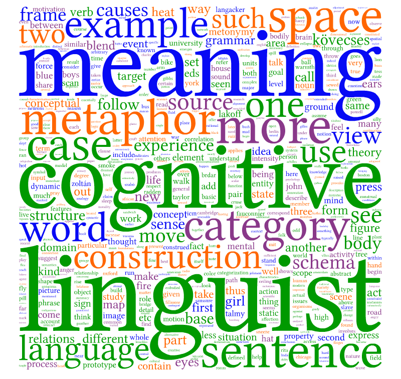 the cognitive linguistic enterprise Linguistic comparability,  the enterprise of improving foreign language teaching on the basis of pairwise language comparison was therefore abandoned before.
